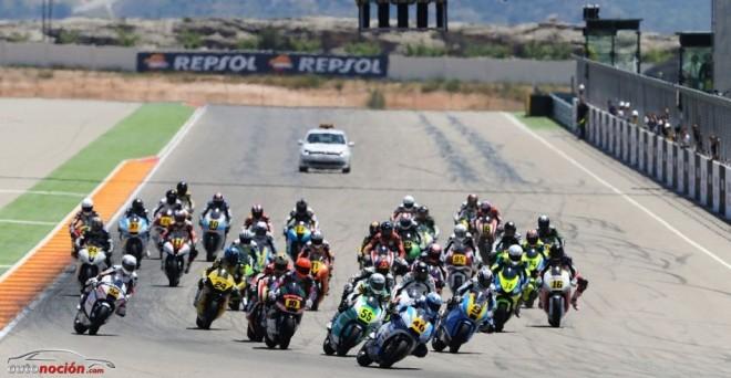 En 2014 el CEV disputará carreras en el extranjero