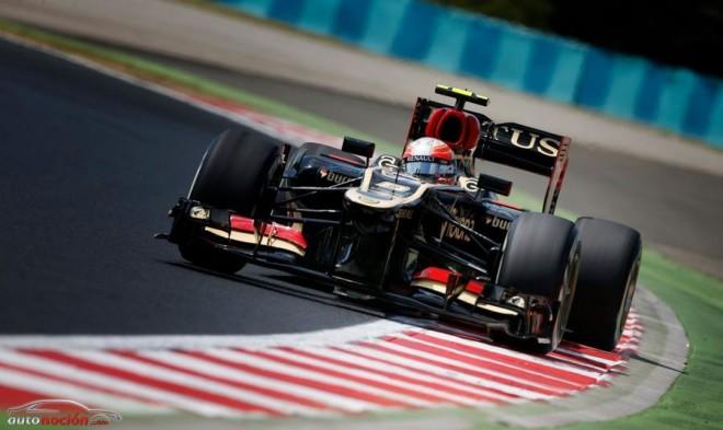 Lotus piensa en Massa o Hulkenberg para 2014
