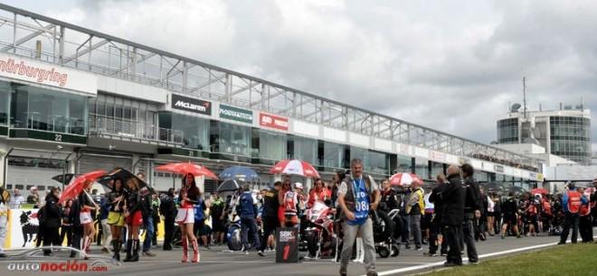 Estadísticas WSBK tras Nurburgring