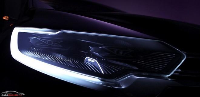 El misterioso Concept de Renault será la base de la futura alta gama de la marca
