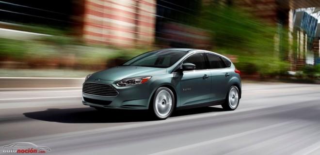 Los Ford eléctricos estarán en los concesionarios en 2014
