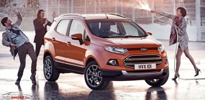 Ford lanza una edición limitada del EcoSport