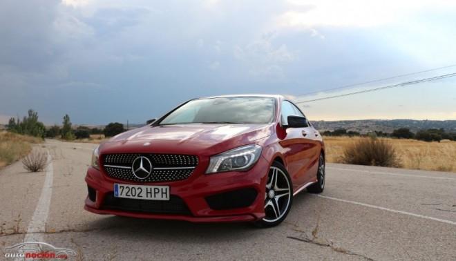 Prueba Mercedes-Benz CLA 220 CDI 7G-DCT AMG Line: El coche que todos deseamos…