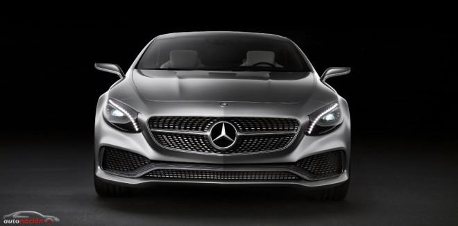 Tendremos Mercedes Clase S Coupé y Clase S Cabrio, el primero desde 1971