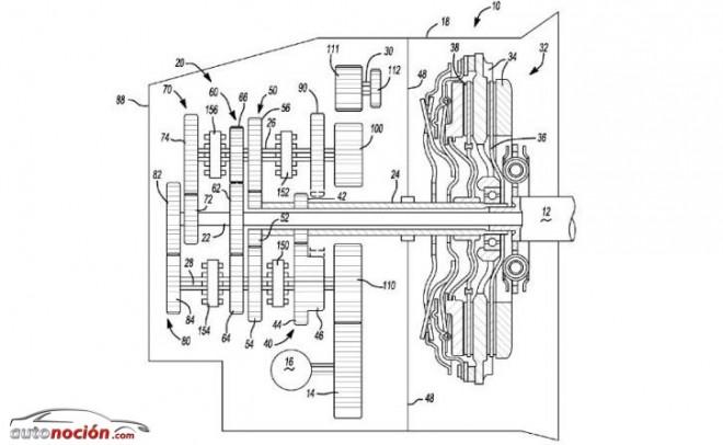 El futuro Corvette Z07 podría llevar una novedosa caja automática de doble embrague