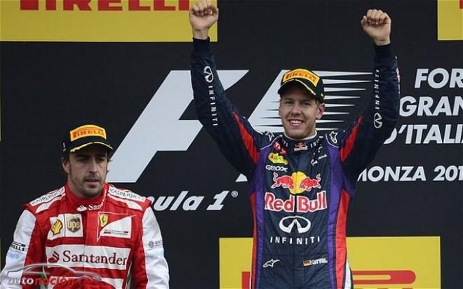 GP Monza: Derrocar a Vettel se convierte en un imposible