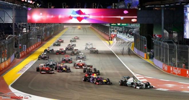 Alonso se inventa un segundo puesto en otra victoria de Vettel
