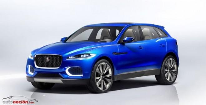 Jaguar desvela el Concept C-X17 y su nueva plataforma de aluminio
