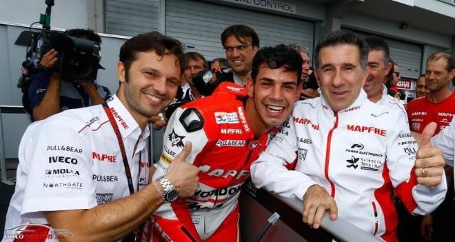 Jordi Torres seguirá en el Mapfre Aspar en 2014