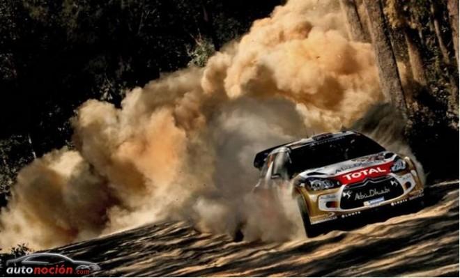 WRC: El sustituto de Sordo gana el tramo de clasificación en el Rally de Australia