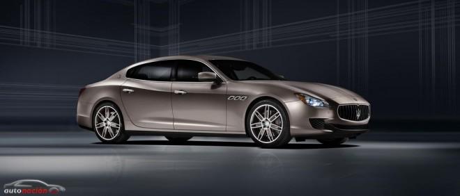 El Maserati Quattroporte con más estilo que nunca