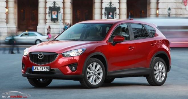 Mazda ofrece 5 años de cobertura para los Mazda Selected