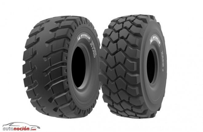 Michelin y sus cuatro nuevas dimensiones en 25 pulgadas