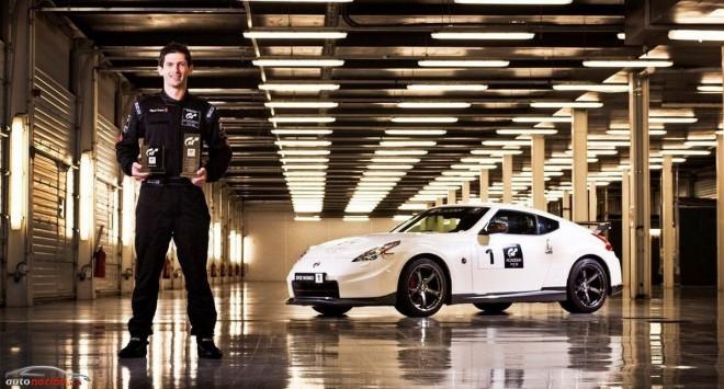 El portugués Miguel Faisca se lleva el GT Academy 2013 europeo