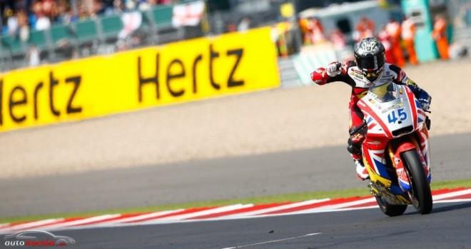 Moto2: Redding gana en casa y refuerza su liderato
