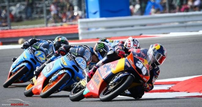 Los pilotos españoles de Moto3, a la conquista de Motorland