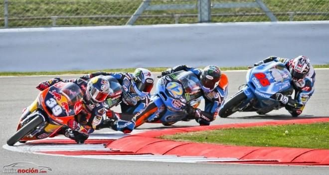 El grupo de Moto3 llega a Misano con Salom al mando