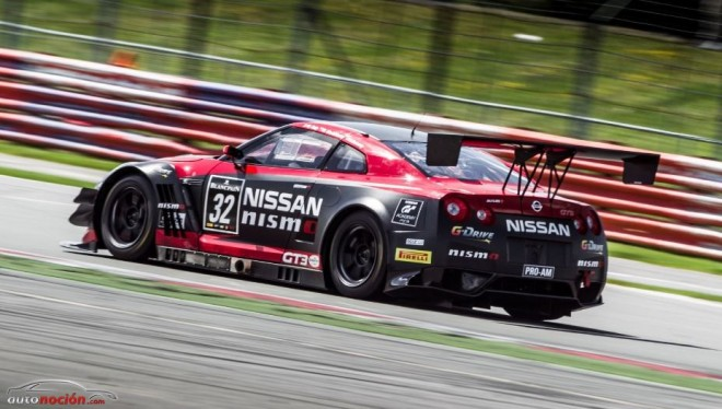 Comienza el  European Race Camp de GT Academy 2013