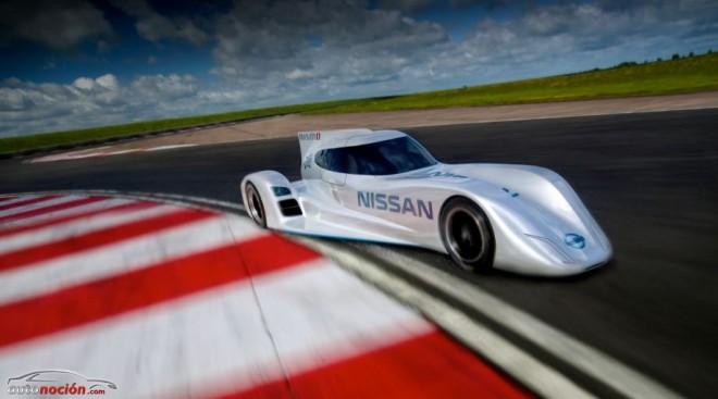 Nissan ZEOD RC pisará el circuito de Fuji en octubre