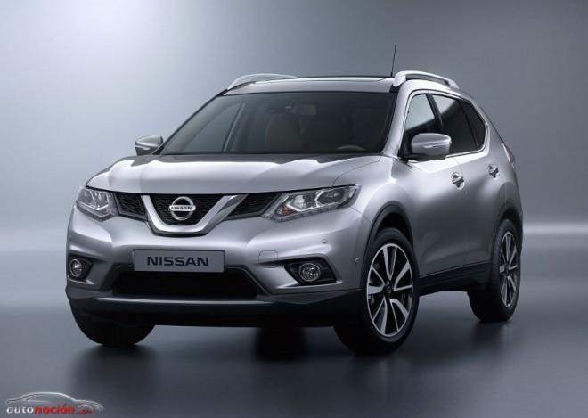 Nuevo Nissan X-Trail y Friend-Me concept, el centro de todas las miradas en Frankfurt