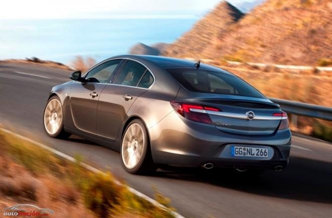 Conocemos en persona al renovado Opel Insignia: Lo importante está en el interior