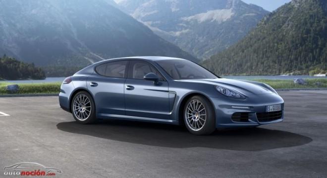 300 CV de potencia: Porsche Panamera diésel