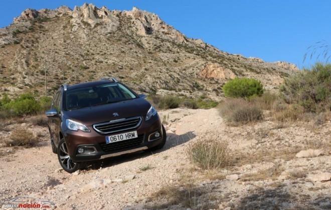 Prueba Peugeot 2008 Allure 1.6 e-HDi FAP de 115 CV : 3.000 km de placer