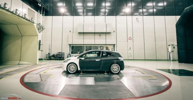 El 208 HYbrid FE consigue un nuevo récord de consumo y emisiones