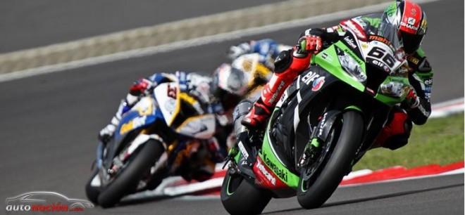 SBK Nurburgring: Sykes vence en la primera manga y Davies en la segunda