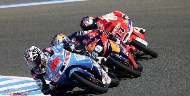 Salom y Viñales dan el salto a Moto2 de la mano de Sito Pons