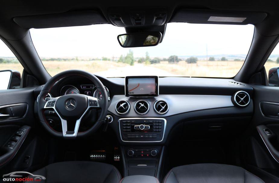 Opinión y Prueba Mercedes-Benz CLA 220 CDI 7G-DCT AMG Line (Parte 2)