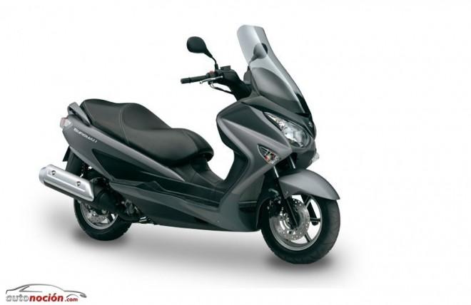 Nueva Suzuki Burgman 125 y 200