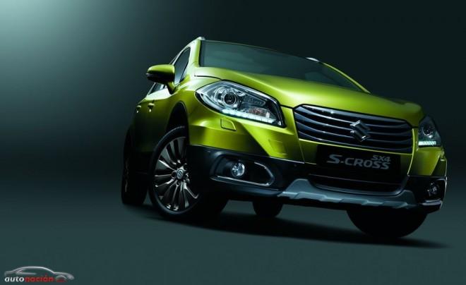 El Crossover de Suzuki, el SX4, reluce en el campo