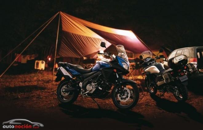 Suzuki propone un viaje en moto por Marruecos