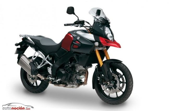 Nueva Suzuki V-Strom 1000 ABS