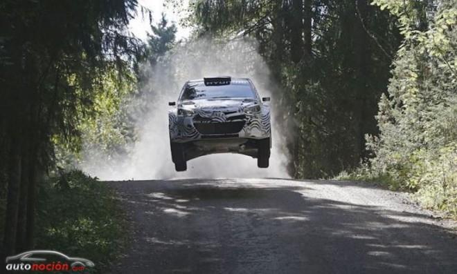 Hyundai prepara a conciencia su estreno en el WRC
