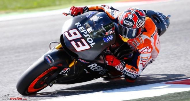 Jornada de test en Misano paralos pilotos de MotoGP