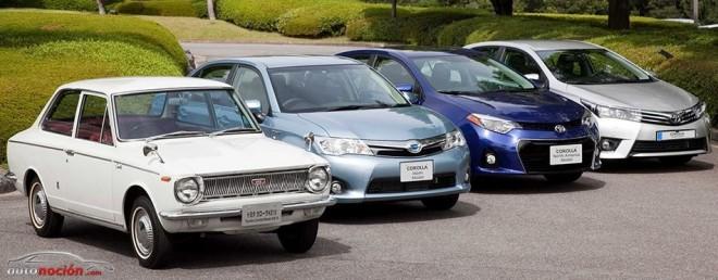 El chico más popular de la carretera: Toyota Corolla