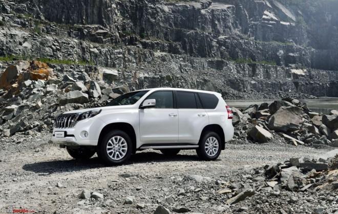El Toyota Land Cruiser estrena motor diésel: Menos potencia y consumos