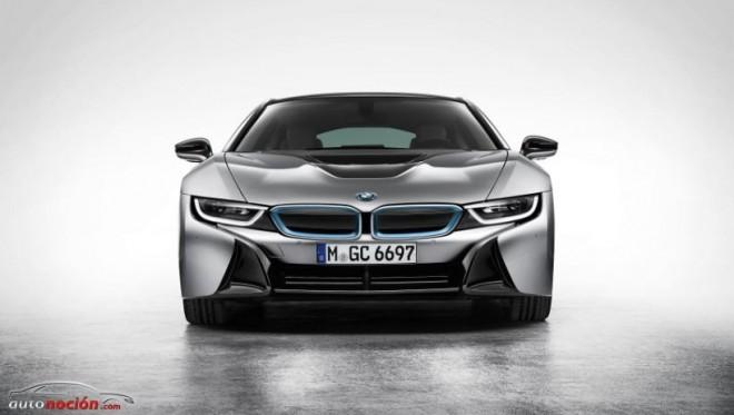 El BMW i8 llegará al mercado por un precio que rondará los 120.000 euros