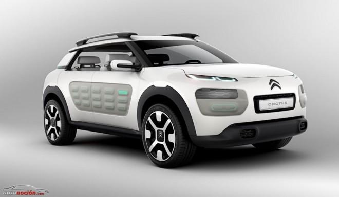 Más datos sobre el Citroën Cactus