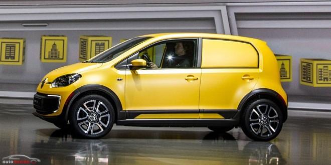 Volkswagen presenta un Up! en versión furgoneta