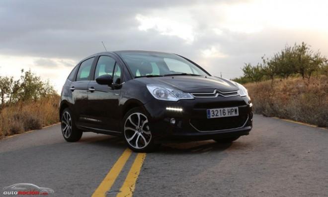 Prueba Citroën C3 Exclusive e-HDi: Un restyling que da luz
