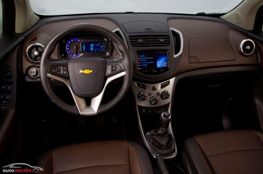 La nueva versión de Chevrolet MyLink