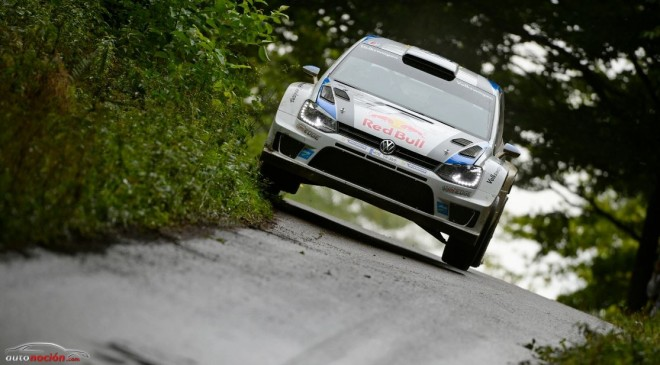 Ogier gana en Australia y se queda a un punto del mundial WRC
