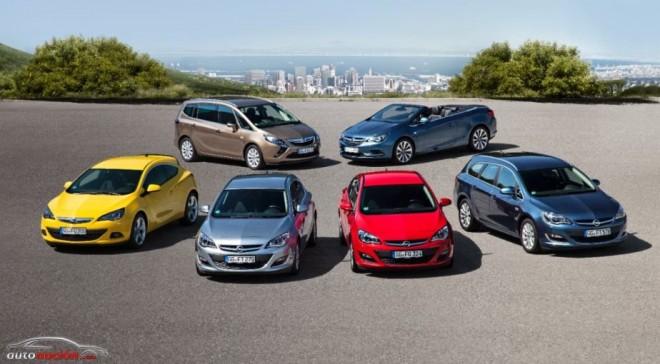 Nueva generación de motores Opel