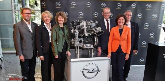 Opel invertirá más de 130 millones en su planta de Kaiserslautern