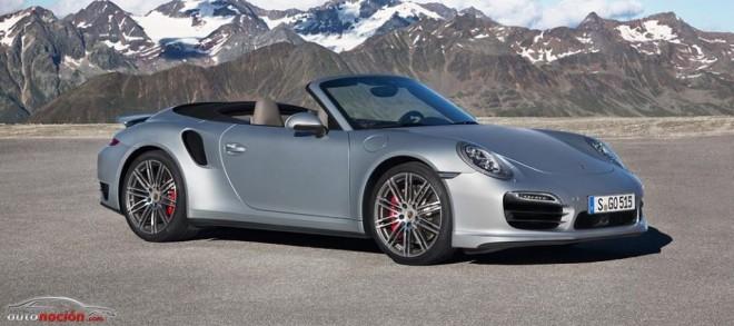 La melena al viento con el 911 Turbo y el 911 Turbo S