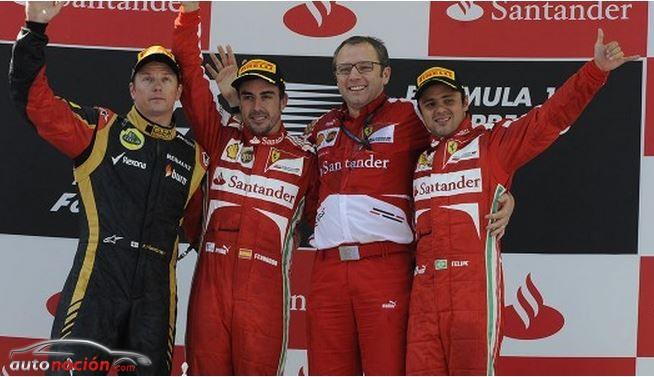 Kimi Raikkonen ficha por Ferrari para la temporada 2014