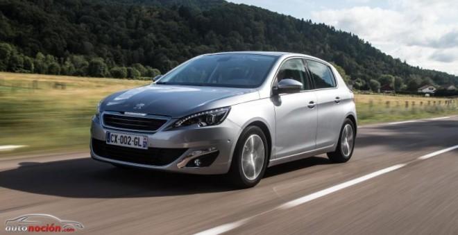 Comienza la comercialización del Nuevo Peugeot 308